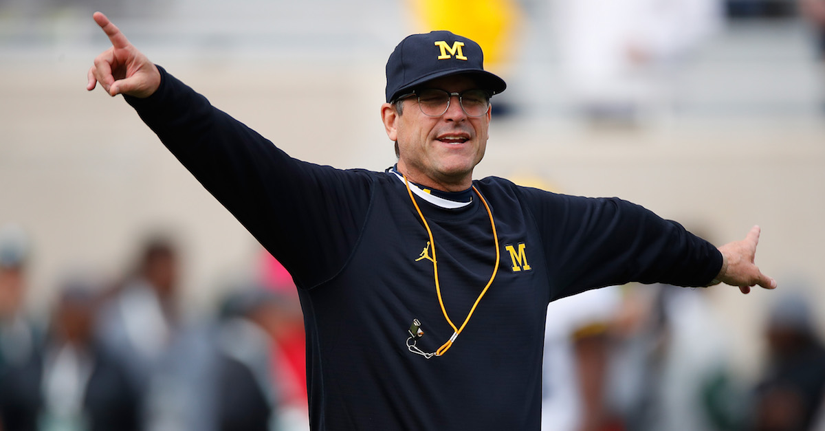 Former NFL coach reportedly a candidate to join Jim Harbaugh's staff at Michigan