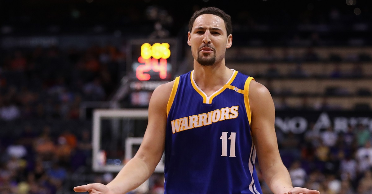 Klay Thompson was all but traded, until one man had to squash the rumors