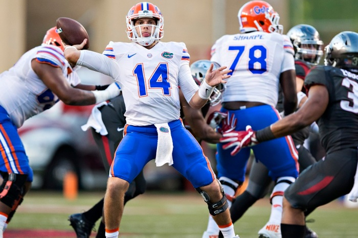 Latest injury news for Florida opens up battle for starting QB position