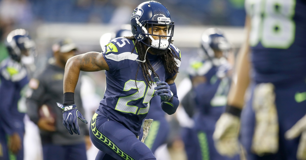 Favorite has emerged in the race to trade for elite DB Richard Sherman