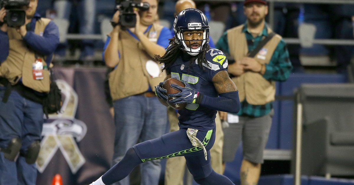 Seattle discussing trading Richard Sherman may not have been the Seahawks' idea after all