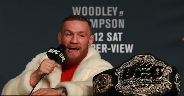 Double champion Conor McGregor set to make history in the UFC