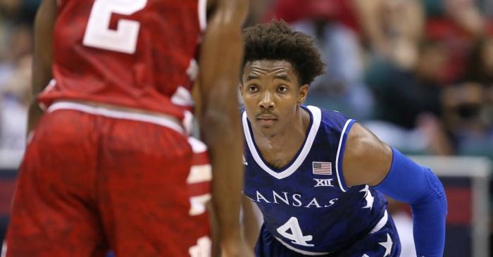 Bill Self guarantees his top junior plays against Duke on Tuesday