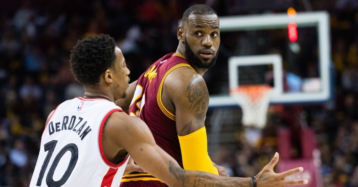 Several NBA executives reportedly feel 'confident' LeBron will leave Cleveland next summer