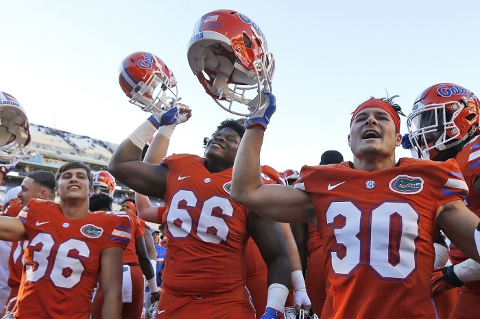 With win over LSU, Florida did something no other SEC East team could