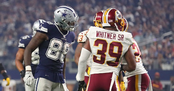 Josh Norman said Dez Bryant made a threat, and now he's backtracking like no other