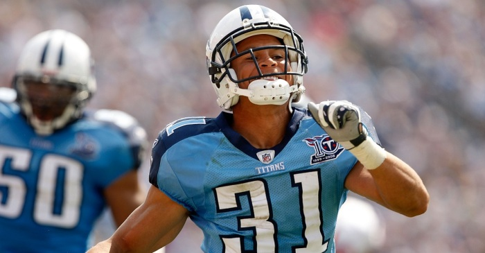 Cortland Finnegan unsurprisingly has a NSFW message for writer mentioning his fight with Andre Johnson