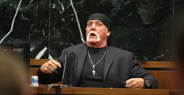 "Former champion weighs in on the ""heartbreaking"" tirade that got Hulk Hogan banned from WWE"
