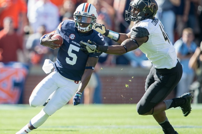 John Franklin III is already hyping his switch to wide receiver