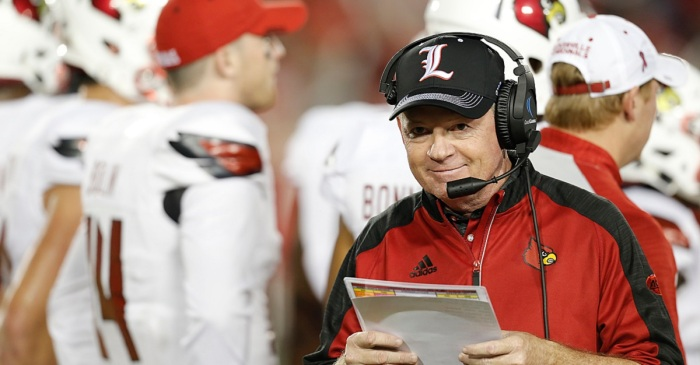 Louisville announces addition of former SEC assistant to coaching staff