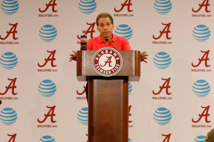 Saban doesn't expect to get senior offensive lineman back in 2016