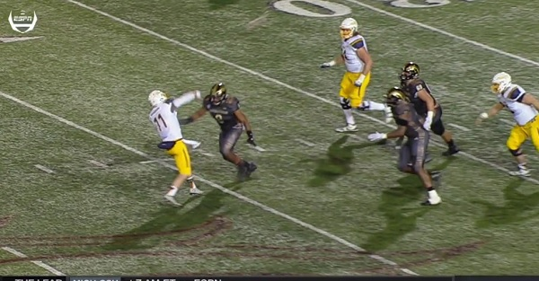 WMU-Toledo may have given us the worst targeting call of the season