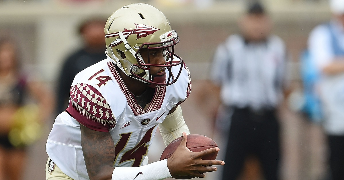 Former FSU QB De'Andre Johnson gets major update on status after joining Lane Kiffin at FAU