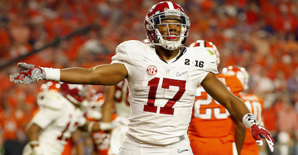 Former Alabama LB transfers to another top-tier program