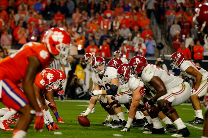 One playoff team is taking a page out of Alabama's book ahead of huge matchup