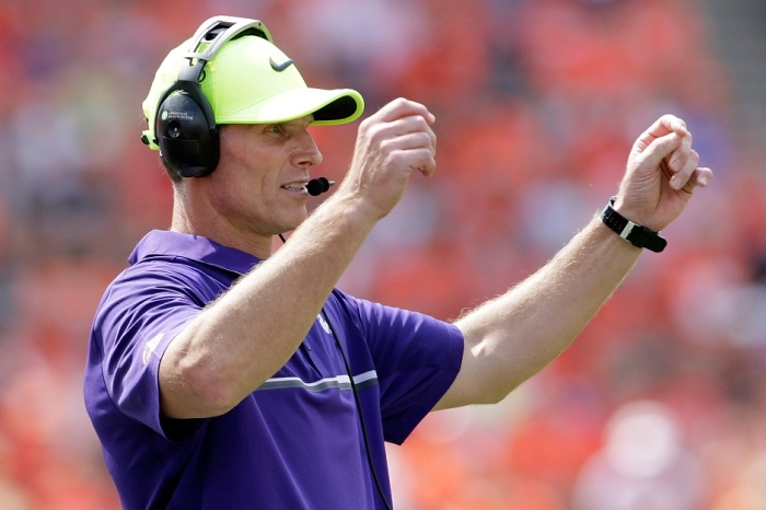 College football's most underrated assistant coach wins prestigious award