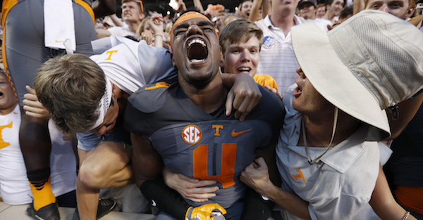 Tennessee deciding to retire one tradition after only five years
