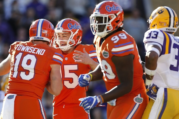 Florida will have its high scorer in bowl game despite serious health scare