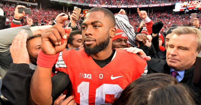 J.T. Barrett responds to Clemson player's Fiesta Bowl trash talk