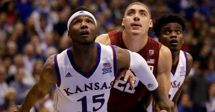 Kansas star forward seemingly in the clear, charges against him dropped