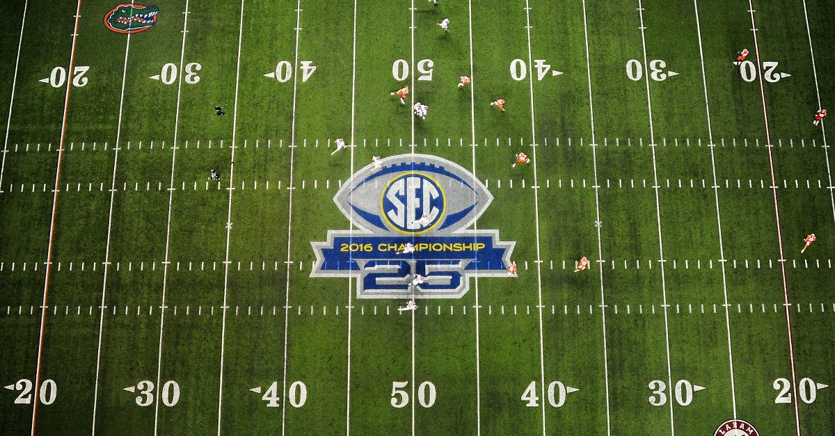 SEC running back in trouble with the law yet again this year