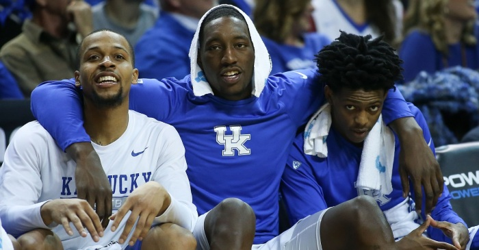 Two Kentucky players involved in car wreck that sent one person to the hospital