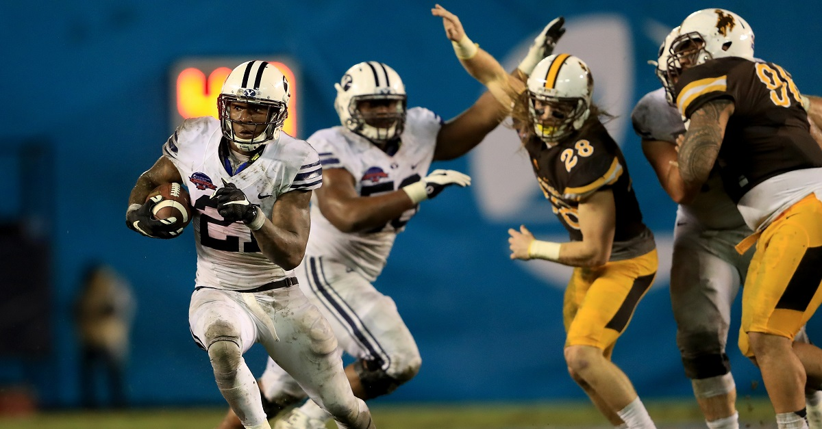 One college bowl game is getting the axe thanks to NFL relocation