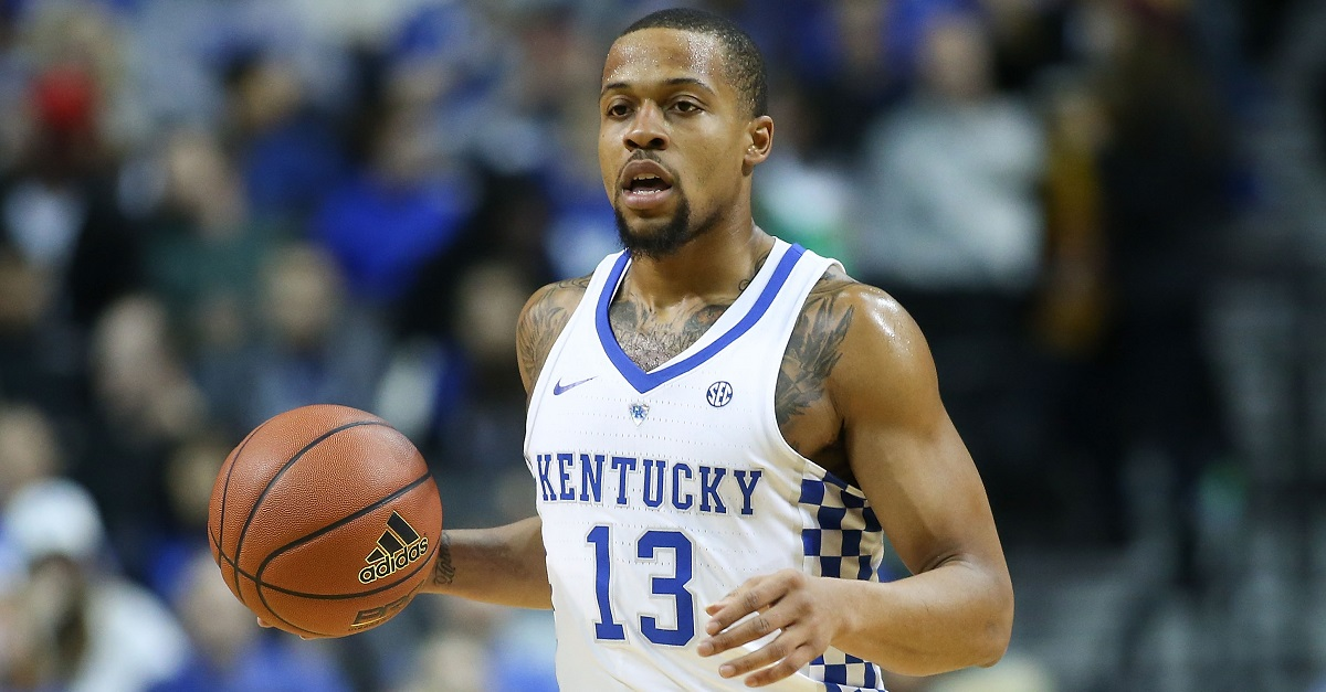 Kentucky guard Isaiah Briscoe makes history with performance against Ole Miss