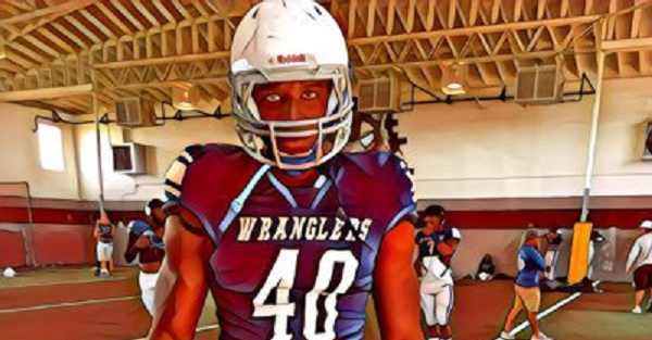 JUCO's No. 2 strong side defensive end commits to SEC powerhouse