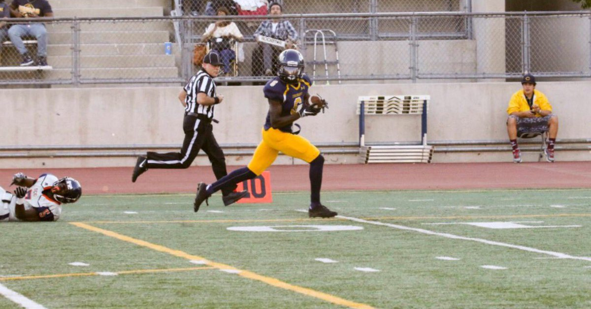 Four-star JUCO receiver Marquise Brown makes his commitment