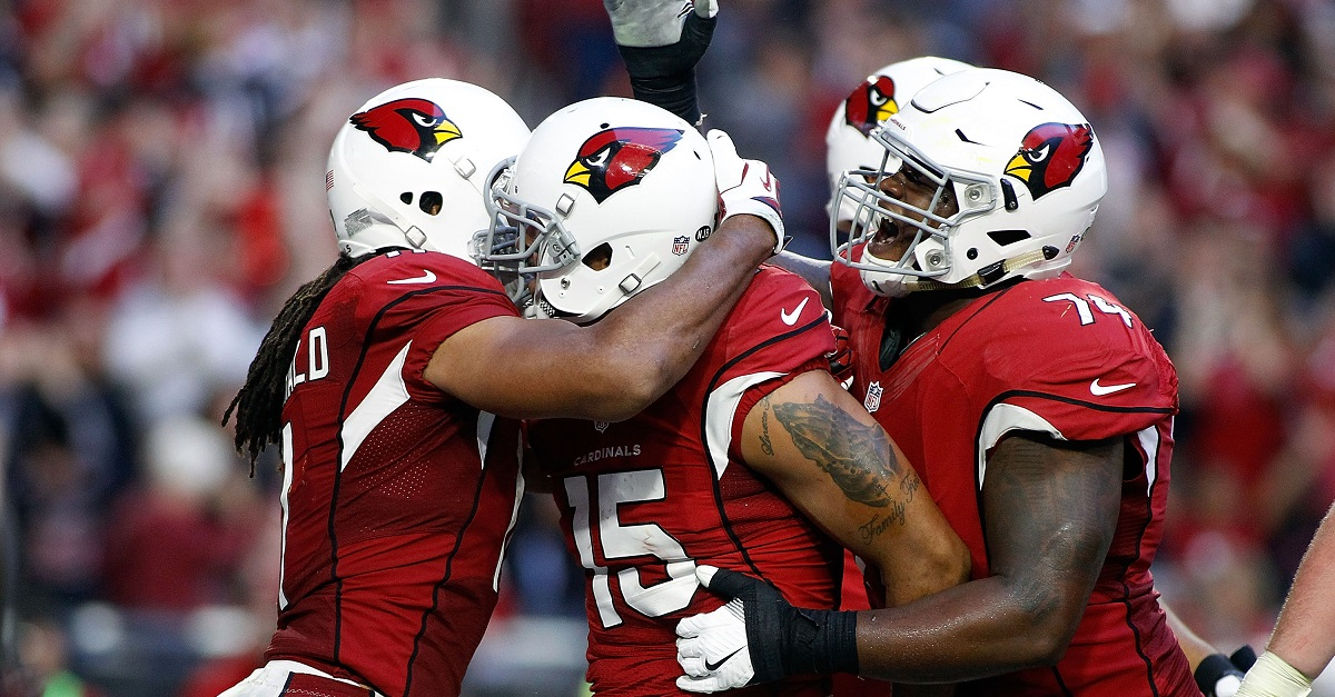 """Michael Floyd arrest reportedly classified as """"super extreme DUI"""""""
