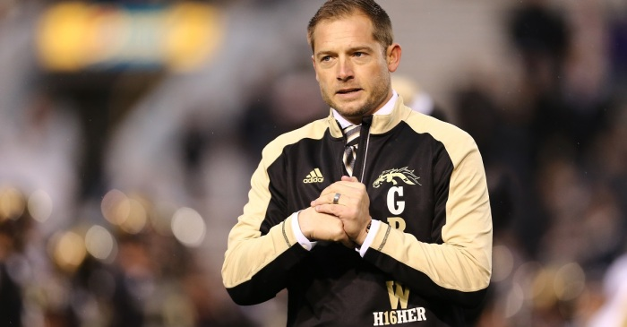 Another school has reportedly been eliminated from the P.J. Fleck coaching race
