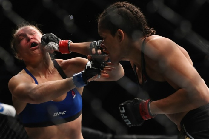 UFC champion called out by opponent after backing out of UFC 213 main event