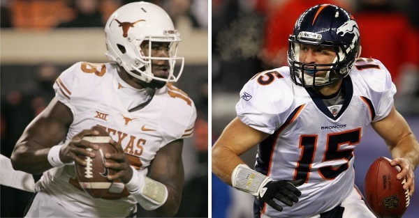 Texas QB Swoopes to take major risk doing what Tim Tebow wouldn't do