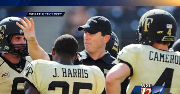 Wake Forest fires an announcer after reportedly leaking documents to opposing teams