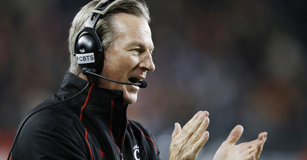 Former Auburn coach Tommy Tuberville reportedly has 'legit backing' for surprising new job