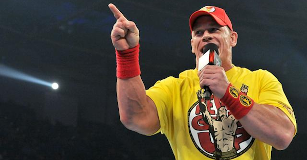 WWE announces surprising return of John Cena