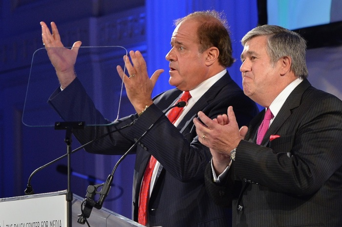 ESPN reportedly has targeted Chris Berman's Sunday NFL Countdown replacement