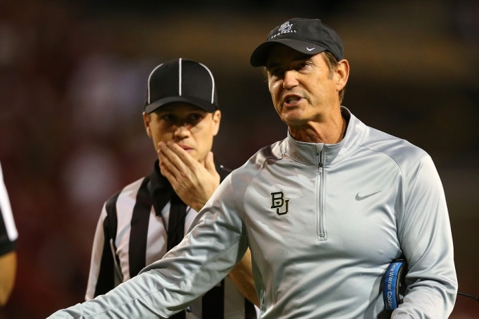 Less than 24 hours after hiring him, team has reversed course on Art Briles