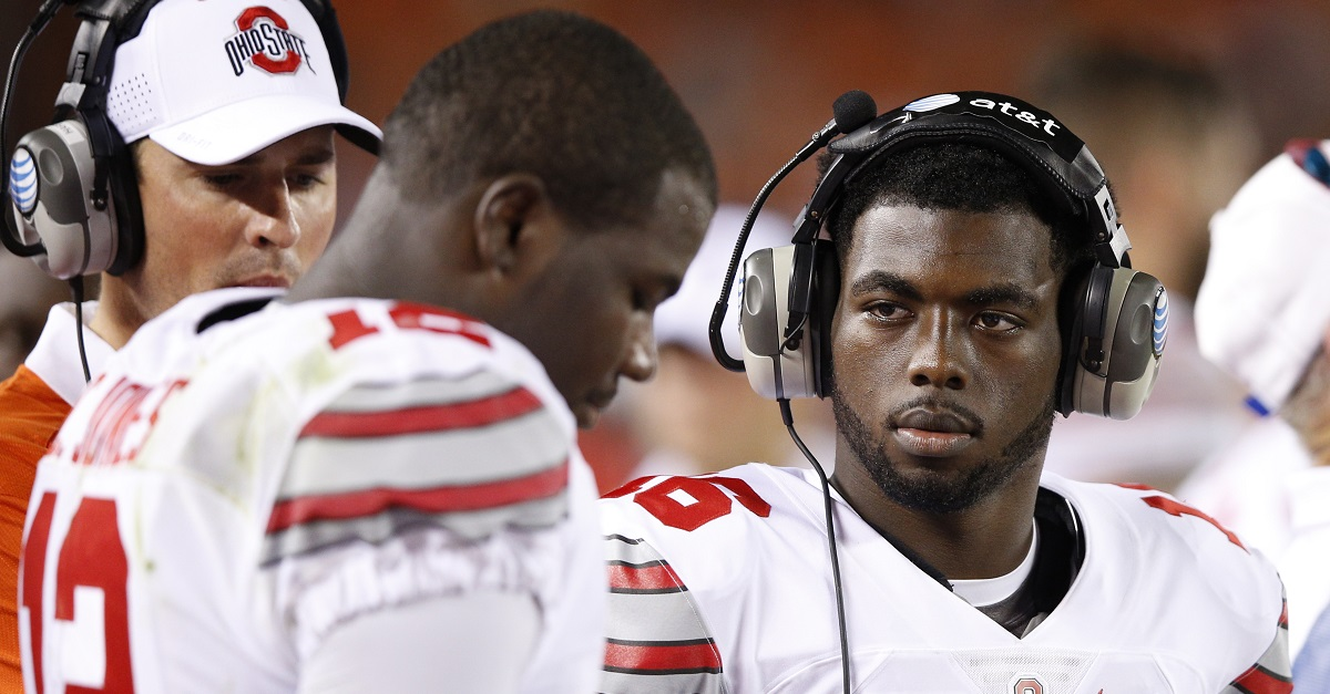 Cardale Jones calls out coaching staff following miserable playoff performance