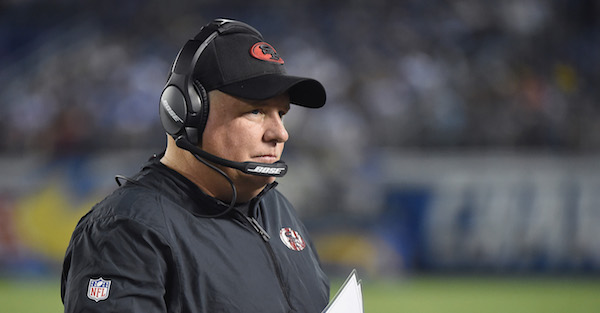 AP writer predicts Chip Kelly will be back in college football next season