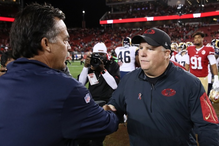 Speculation already building for the next landing spot of Chip Kelly, Jeff Fisher