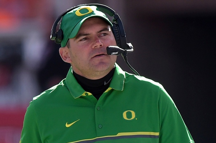 Former Oregon coach Mark Helfrich has reportedly found his next job