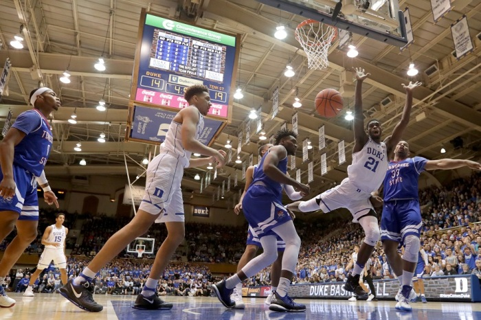 Duke could lose its most important player to serious injury