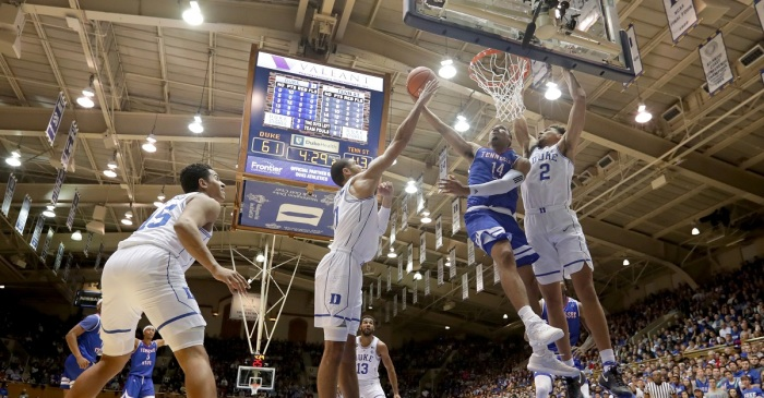Former Duke forward on visit with potential Final Four team