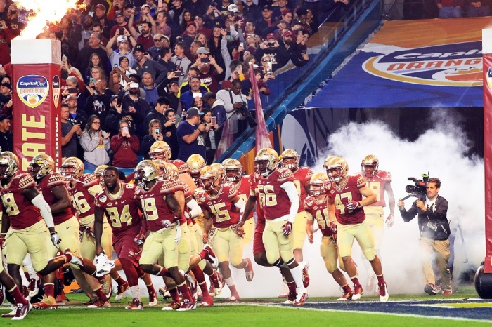 Florida State Named No. 6 Football Program of the Decade