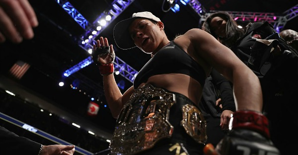 "Bantamweight contender calls out Amanda Nunes over ""ungrateful, disrespectful"" comments on Ronda Rousey"