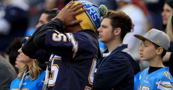 Another NFL fan base is stunned after the second relocation announcement in two years