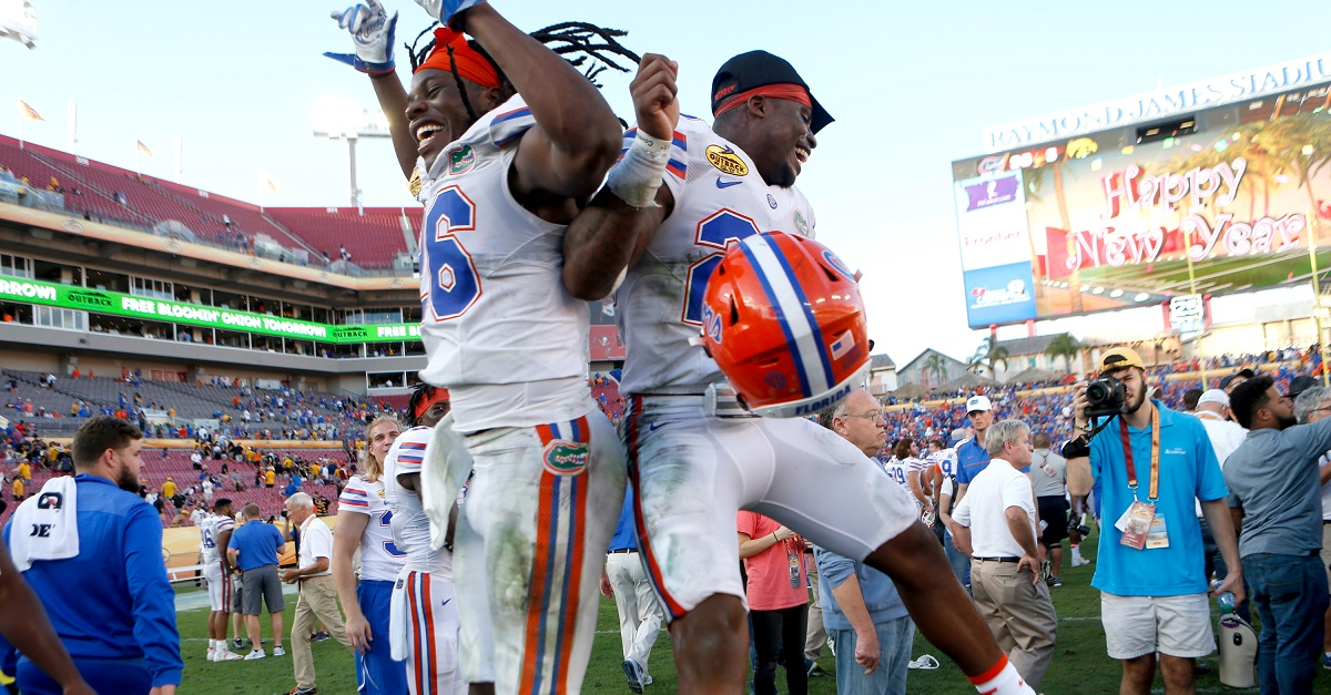 Florida announces favorable spring game date and time