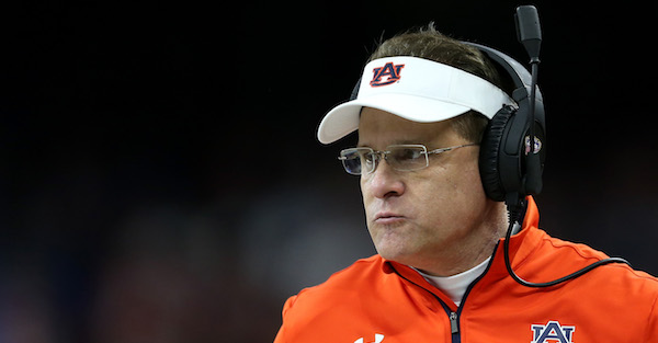 Auburn planning on pursuing familiar coach if Gus Malzahn leaves this offseason